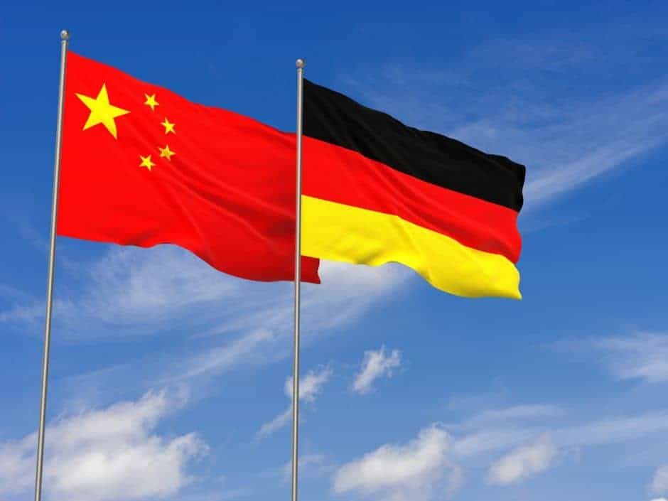Deutsch Chinesische Übersetzungen